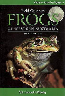 1 of 1 - Field Guide to Frogs of Western Australia by M.J. Tyler, P. Doughty...