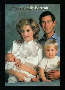 Image Is Loading Princess Diana Prince Charles Henry Family Trading Card