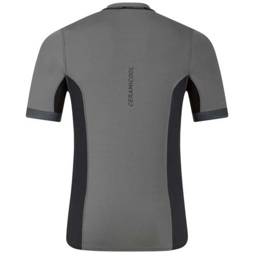 Rrp £20.99 Odlo Ceramicool Pro Shirt S//S Crew Neck NWT