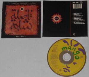Chaba Fadela Cheb Sahraoui - Hana Hana  - U.S. cd