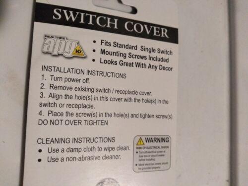 Camo light switch cover