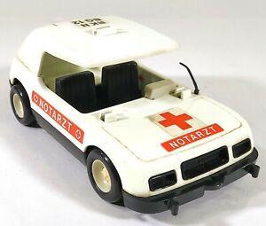 Vintage-Playmobil-3217-Notarzt-Ambulance-F662