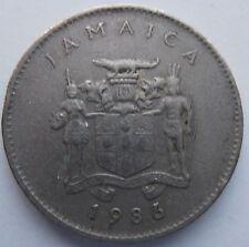 Jamaica 10 centavos 1986