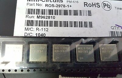 2x TOYO com TCO-745AW 2.4 MHz voir photo Crystal Oscillateur 2.4 MHz