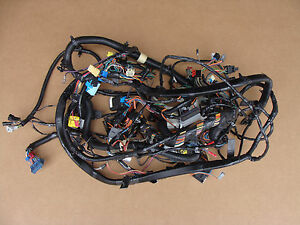 s l300 2002 ls1 camaro z28 manual t56 dash interior body wiring harness  at bayanpartner.co