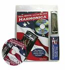 Red White and The Blues Harmonica 9780825634116 by David Harp