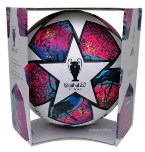 Adidas Finale Istanbul 2020 Matchball Game Ball Champions League FH7343 Wow