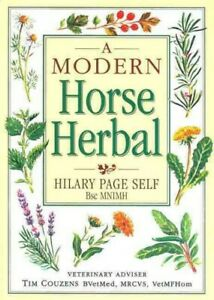 Modern-Horse-Herbal-Paperback-by-Self-Hilary-Page-Brand-New-Free-P-amp-P-in-t