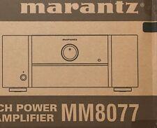 Marantz MM8077 7 Channel Power Amplifier BRAND NEW