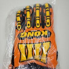 Ironclad Kong Original Work Safety Gloves New Xl Knuckle Finger Protection
