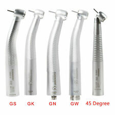 Dental Standard Head Led Fiber Optic Handpiece Turbine Fit Nsk Sirona Hs
