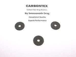 SHIMANO-REEL-PART-Symetre-3000FL-3-Smooth-Drag-Carbontex-Drag-Washers-SDS60
