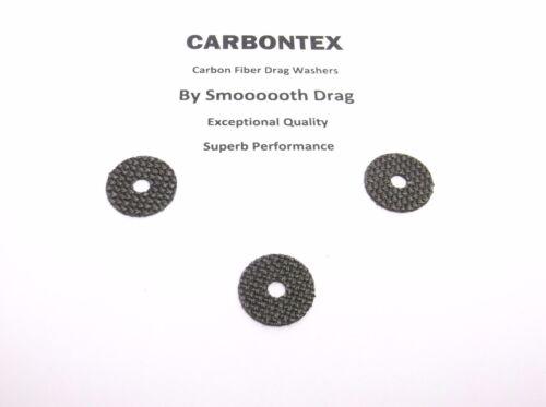 SHIMANO REEL PART Symetre 1000FJ Smooth Drag Carbontex Drag Washers #SDS60 3