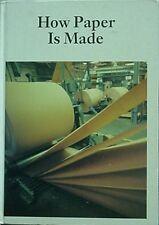 HOW PAPER IS MADE, 1985 BOOK (WIGGINS-TEAPE COMPANY CVR