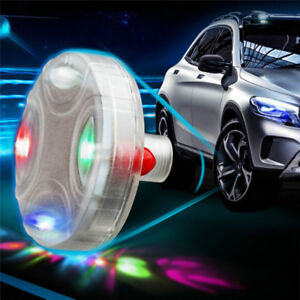 4-Mode-12-LED-Car-Auto-Solar-Energy-Flash-Wheel-Tire-Rim-Light-Lamp-Decor-Newe-M