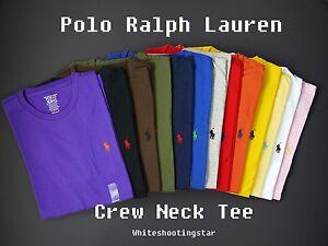 Ralph Lauren Classic Polo Logo Navy Short Sleeved Pony Women