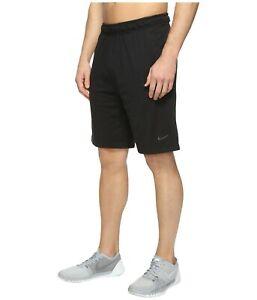 NWT Men/'s NIKE Big /& Tall Dri-Fit HYBRID Basketball Shorts BLACK GRAY
