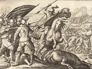 Details about JACQUES CALLOT FRENCH DEFEAT TURKISH CAVALRY OLD ART PAINTING  POSTER BB5747A