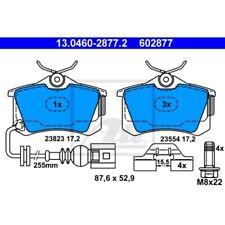 1 Bremsbelagsatz Scheibenbremse ATE 13.0460-2749.2 passend für SEAT SKODA VAG
