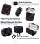 thumbnail 2 - Luxury AirPod Case Leather Protective Design Cover For AirPod Earphone Pro &1/2
