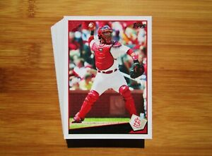 2009-Topps-St-Louis-Cardinals-TEAM-SET-Update-44-Cards