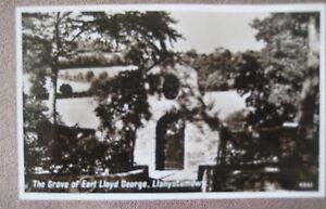 Lloyd George Grave Llanystumdwy 4361  postcard - Nottingham, United Kingdom - Lloyd George Grave Llanystumdwy 4361  postcard - Nottingham, United Kingdom