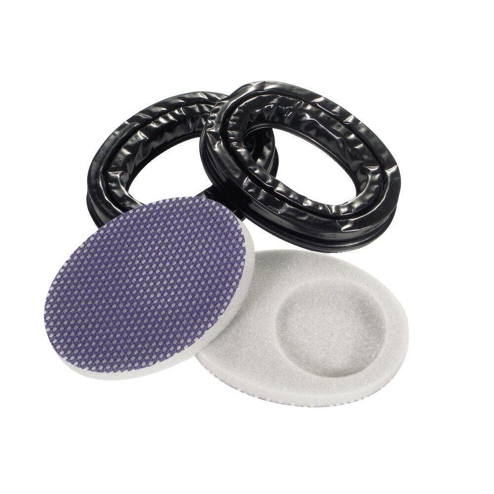 MSA Safety Hygienekit für Sordin Supreme Gehörschutz Gelkissen Zubehör  | Meistverkaufte weltweit  | Merkwürdige Form