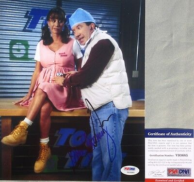 Tool Time Tim Allen Debbe Dunning Signed Home Improvement 8x10