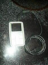 CREATIVE ZEN WHITE/GRAY 8GB MP3 PLAYER MICROPHOTO PARTS ONLY - SEE DETAILS LOOK