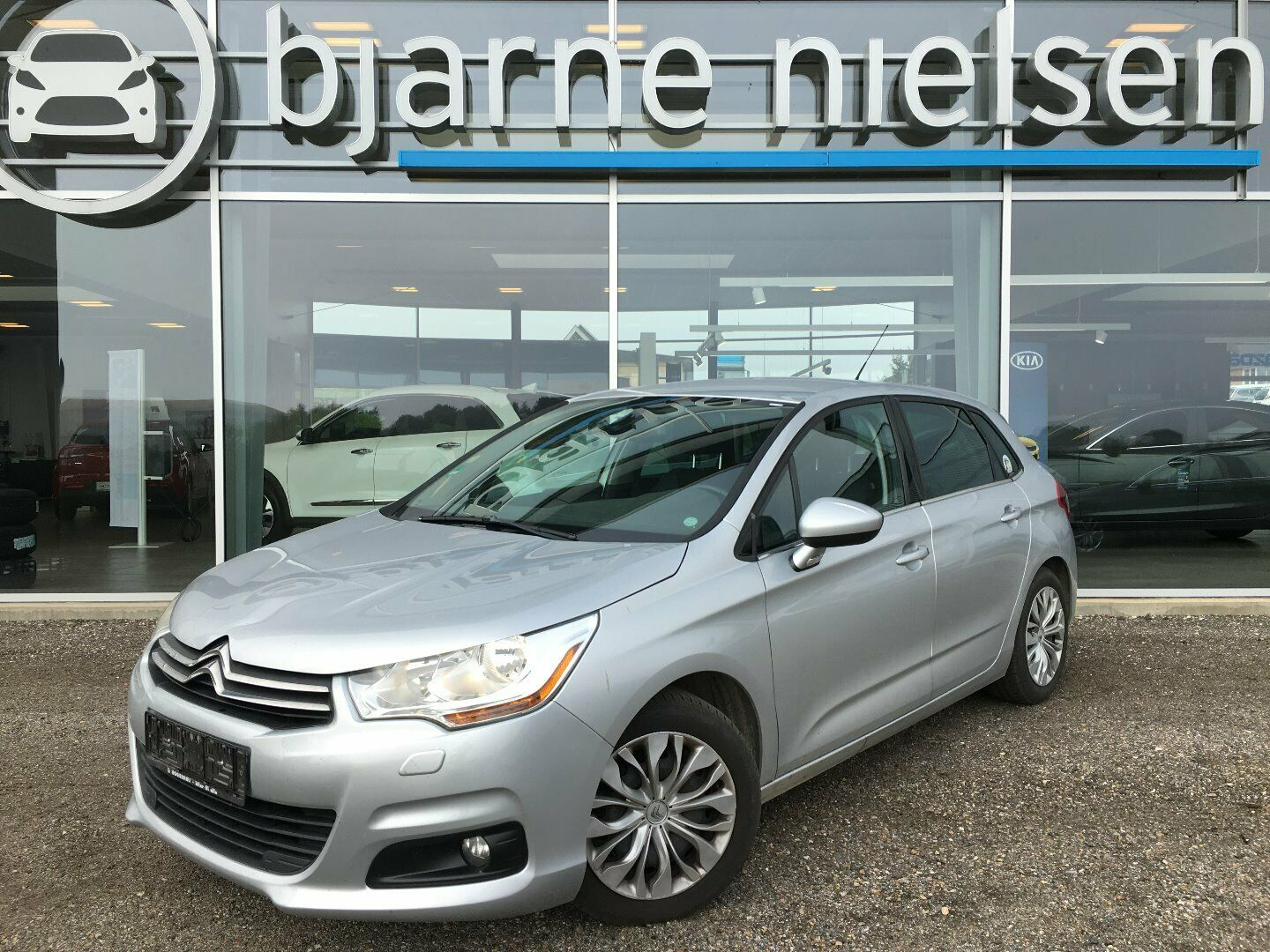 Citroën C4 1,6 e-HDi 112 Seduction