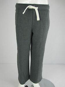 Old-Navy-Kids-Boys-Fleece-Sweat-Track-Pants-suit-ages-6-7-Colour-Grey