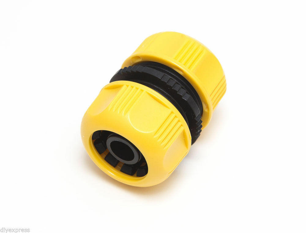NEW 20 GARDEN HOSE TO HOSE JOINER COMPRESSION FITTING TOOLS  12MM