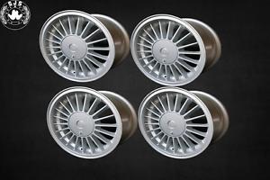 4x-Leichtmetallfelge-Alpina-Style-7x16-ET-11-fuer-BMW-5er-6er-7er-E12-E28-E9-NEU