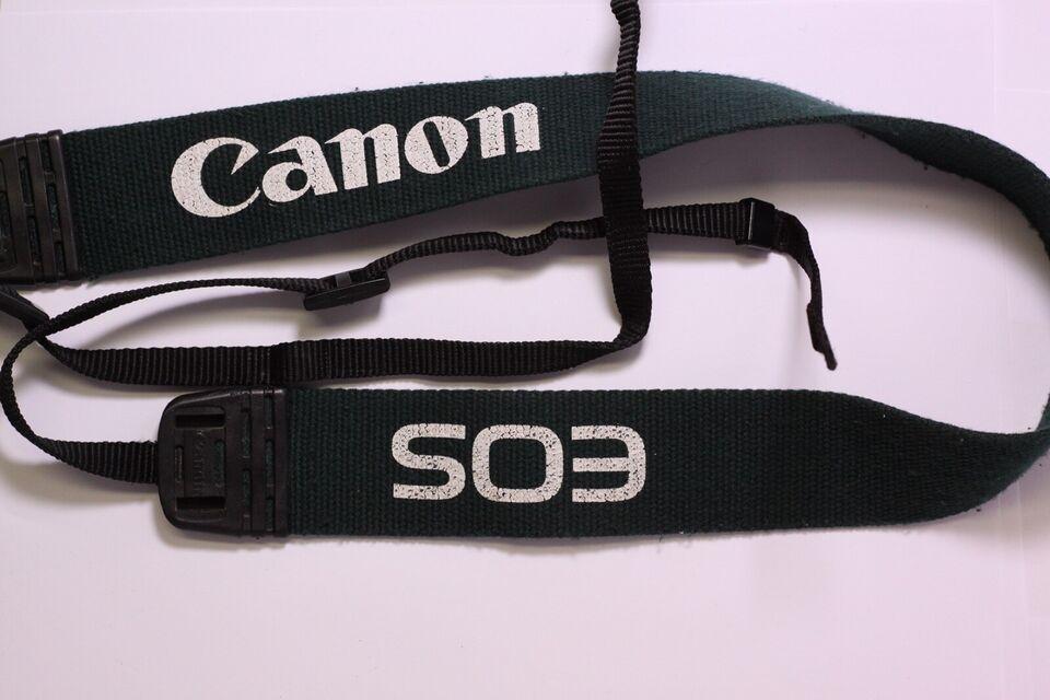 Kamera remme, Canon og Nikon, Canon og Nikon