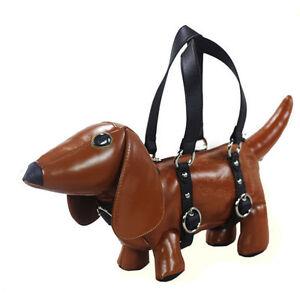 Image Is Loading Lady 039 S Dachshund Dog Bag Animal Handbag
