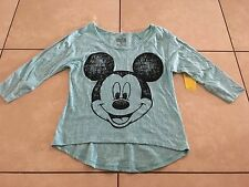 New Junior  Girls Disney Mickey Mouse Shirt Girls Small/CH (3/5)