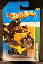 2012 Hot Wheels Treasure Hunt Ducati 1098 Motorcycle