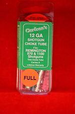 Carlson's Choke Tube 12 GA Remington 11-87, 870, 1100, 887 Full