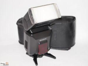 Sony-HVL-F36AM-Blitz-Programm-Blitz-Para-Alpha-Spiegelreflex-Kamera-a-Bajonett