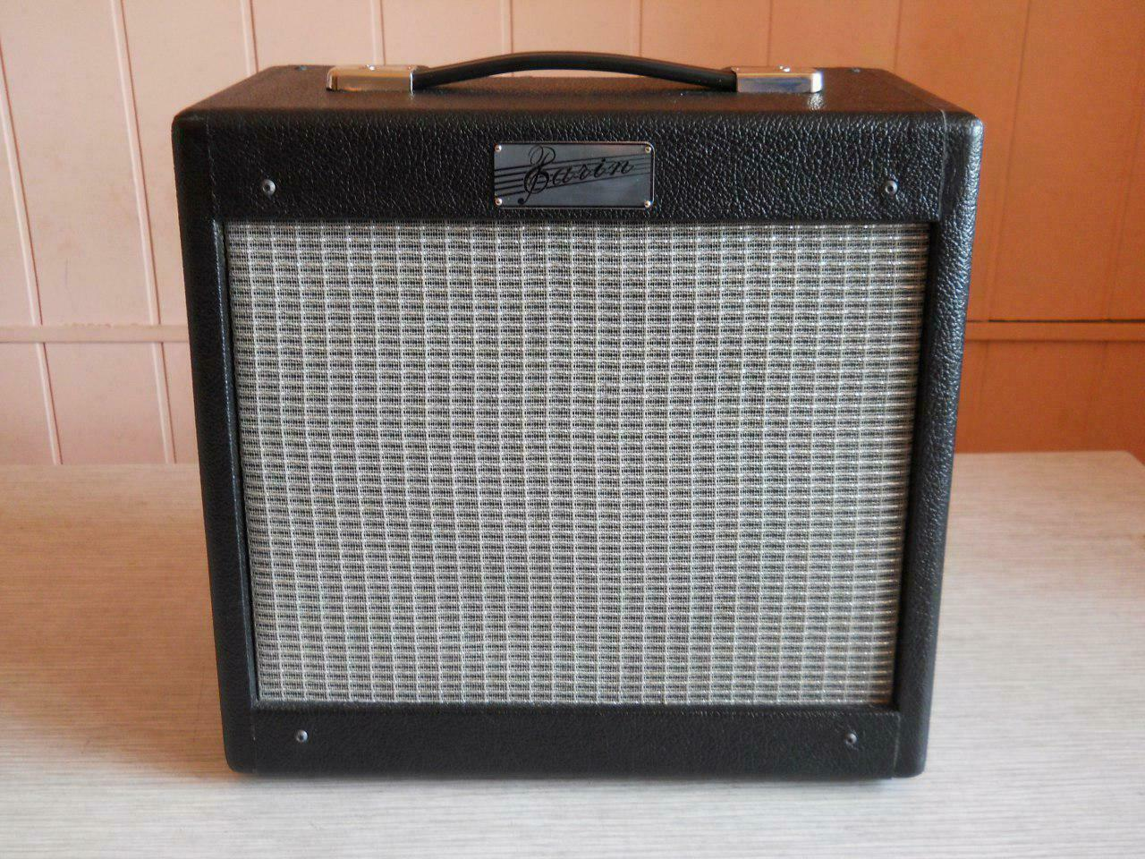 BARIN 15W Guitar Valve Combo Amplifier (based on Fender Pro Junior)