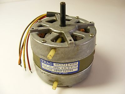 """1 X BRAND NEW /""""REWIND MOTOR/"""" FOR TEAC A-3440 TAKE UP REEL MOTOR 7104112000"""
