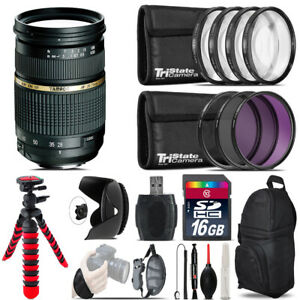 Tamron-28-75mm-Lens-for-Canon-Macro-Filter-Kit-amp-More-16GB-Accessory-Kit