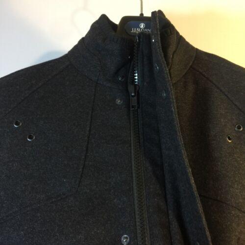 Next Jacket Arm Mens p S Zip Taglia 26 32 Black 21 P Up Length 1HwwqxAId