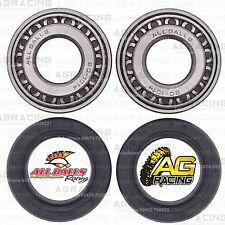 All Balls Rear Wheel Bearing Seal Kit For Harley XLH Sportster Deluxe 1988-1995