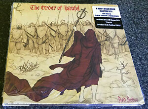 THE-ORDER-OF-ISRAFEL-RED-ROBES-EU-UK-LIMITED-EDITION-DIGIPAK-CD-DVD-2016-NEW