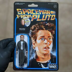 Back to the Future - Eric Stoltz - Marty McFly- Readful Things - Action Figure