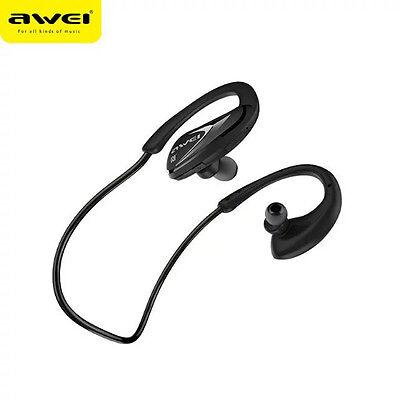 Awei A880BL Sports Wireless Bluetooth 4.0 Headset Stereo Earphone Headphone New