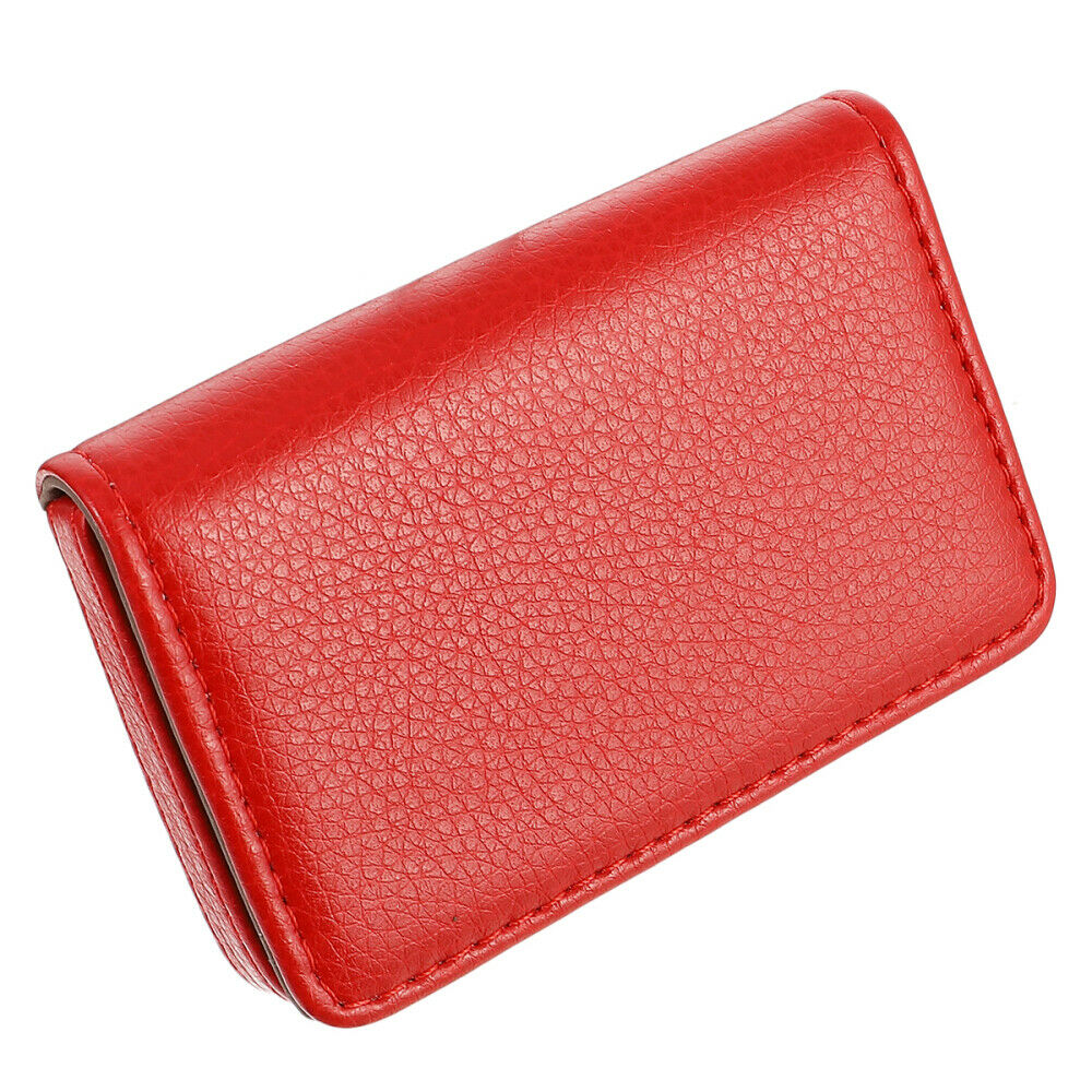 1Pc Name Card Holder Business Card Case For Credit Cards Name Cards