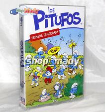 The Smurfs first Season - Los Pitufos 1ra Temporada en ESPAÑOL LATINO Region 4