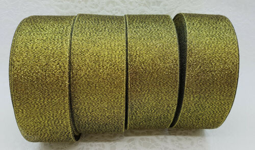 Crafts Sparkle Glitter Ribbons lots of colours Free Delivery * 5 metres
